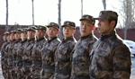 中國乒乓球隊北京郊區展開軍訓一周