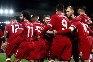 開賽既奪冠 若曼城負於槍手 利物浦首戰贏球便奪冠