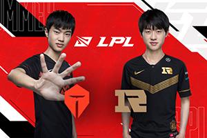 LPL2020賽季夏季賽RNG-TES比賽戰報