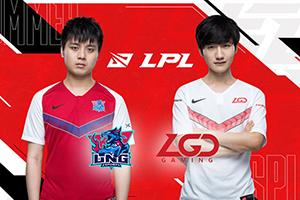 LPL2020賽季夏季賽LNG-LGD比賽戰報