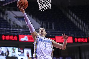 CBA季後賽半決賽北京90-86廣東 林書豪25分6籃板3助攻