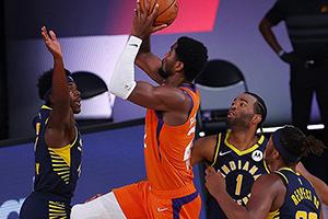NBA常規賽8月9日太陽vs熱火