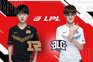LPL2020賽季夏季賽RNG-BLG比賽戰報