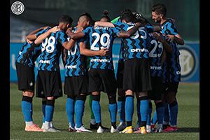 熱身賽 國際米蘭5-0盧加諾 勞塔羅梅開二度盧卡庫點球破門