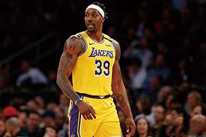 NBA聯盟曾經第一中鋒霍華德身體素質強硬
