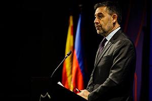 巴塞羅那宣布主席巴托梅烏與董事會成員一同辭職