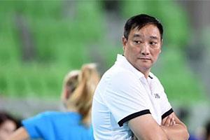 現任浙江男排主教練吳勝擔任新一屆中國男排總教練