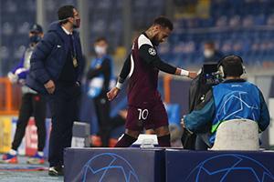 內馬爾因傷將缺席世預賽與歐冠兩回合對陣萊比錫紅牛的比賽