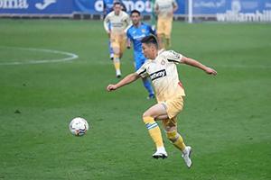 西乙第12輪富恩拉夫拉達1-1西班牙人 德托馬斯補射破門武磊替補出場