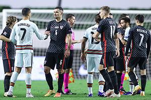 歐國聯第6輪克羅地亞2-3葡萄牙 科瓦契奇首開紀錄迪亞斯雙響+絕殺