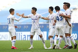 亞冠小組賽第4輪上海申花vs東京FC