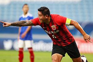 亞冠小組賽第5輪上海上港vs悉尼FC