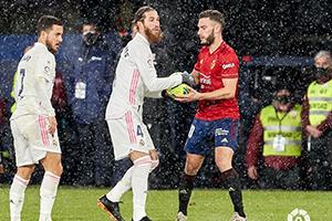 西甲第20轮阿拉维斯vs皇家马德里