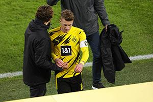 德甲第17輪勒沃庫森2-1多特蒙德 布蘭特扳平比分難救主