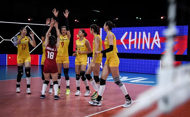 東京奧運會中國女排賽程表
