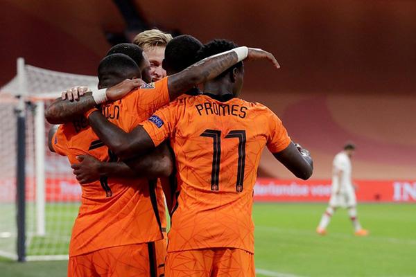 最新荷兰男足大名单-2020欧国联荷兰阵容