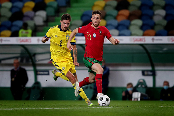 最新葡萄牙男足大名单-2020欧国联葡萄牙阵容